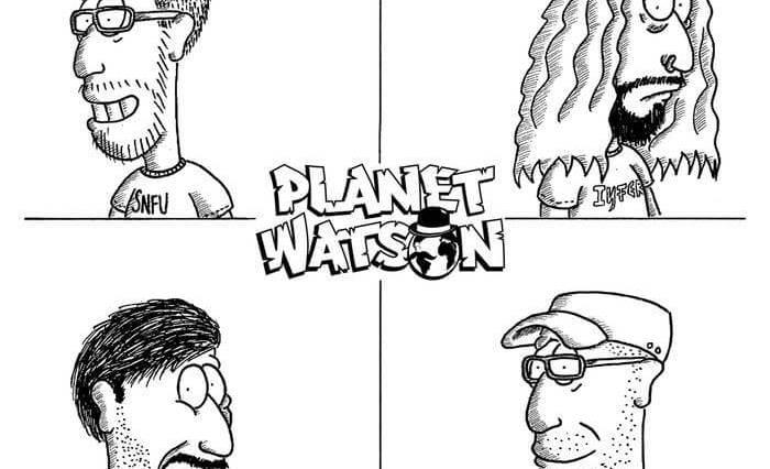 Planet Watson EP