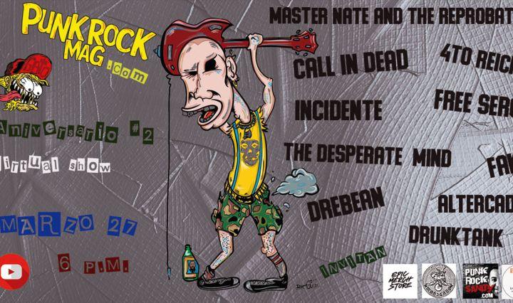 Punk rock websites